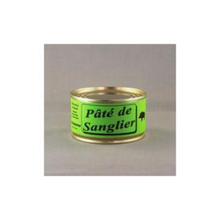 Pâté de Sanglier 130 gr