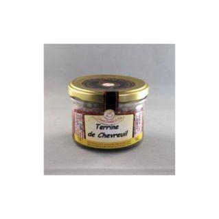 Terrine de Chevreuil 180 gr