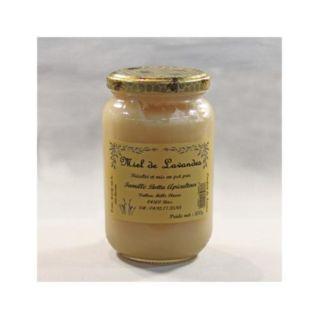 Miel de lavandes crémeux 500gr