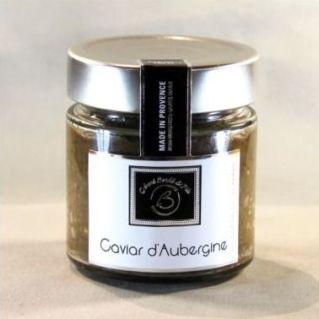 Caviar d'aubergines 260gr