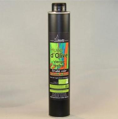 Huile d'olive AOP biologique 50cl