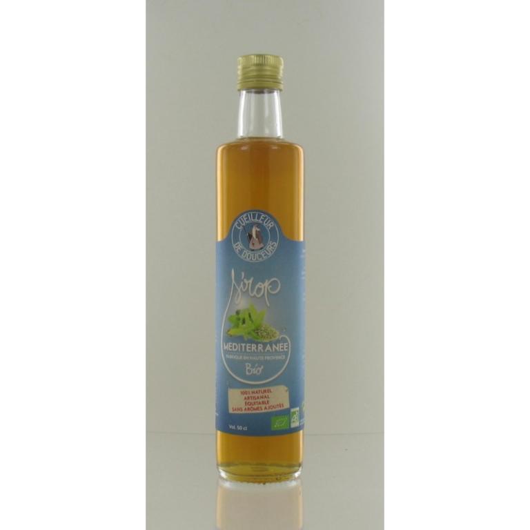 Mediterranean syrup organic