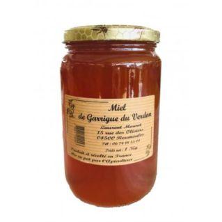 Miel de fleurs de provences 1kg
