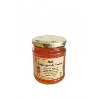 Miel de fleurs Provençale 250gr