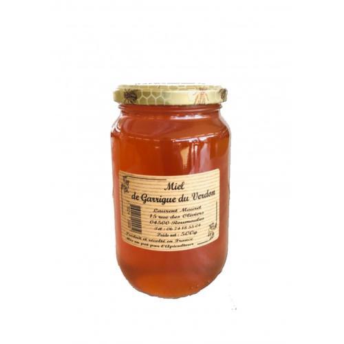 Miel de fleurs Provençale 500gr