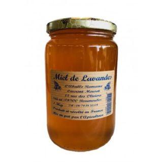 Miel de lavandes 1 kg