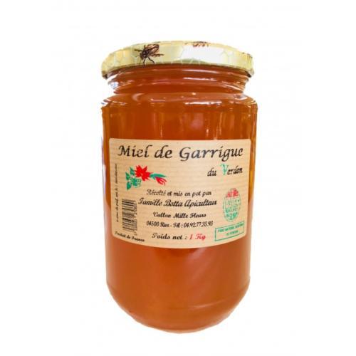 Miel de Garrigue 1kg