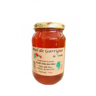 Miel de Garrigue 500gr