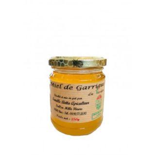 Miel de Garrigue 250gr