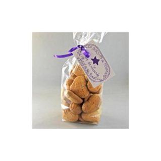 Biscuits coeur de lavande