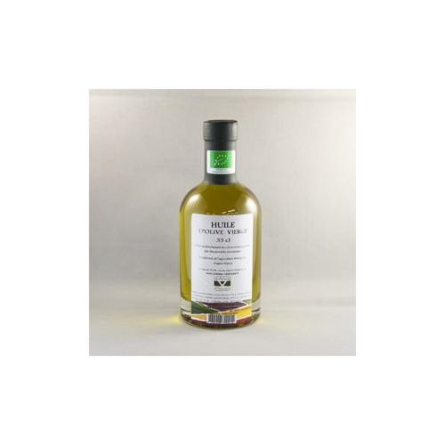 Organic olive oil 33cl
