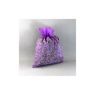 Bag filled with Lavandin flowers
