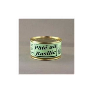 Pâté au Basilic